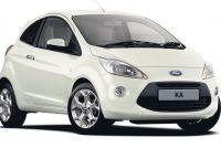 wypożyczalnia samochodów - Ford Ka