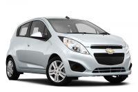 wypożyczalnia samochodów - Chevrolet Spark