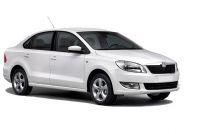 wypożyczalnia samochodów - Skoda Rapid Sedan