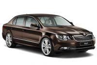 wypożyczalnia aut - Skoda Superb Sedan