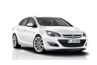 wypożyczalnia samochodów - Opel Astra Sedan