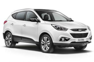 wypożyczalnia aut - Hyundai IX35
