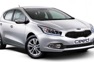 wypożyczalnia samochodów - Kia Ceed