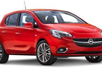 wypożyczalnia samochodów - Opel Corsa