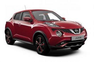 wynajem długoterminowy samochodów - Nissan Juke