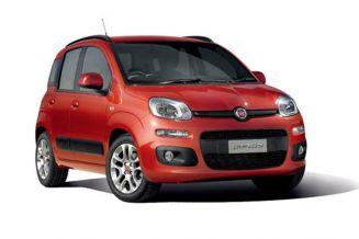 wypożyczalnia samochodów - Fiat Panda