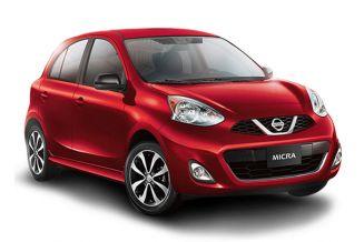wypożyczalnia samochodów - Nissan Micra