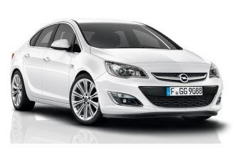 wynajem długoterminowy samochodów - Opel Astra Sedan