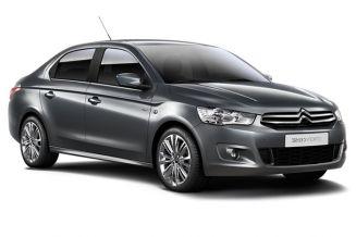 wypożyczalnia samochodów - Citroen C-Elysee