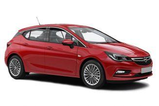 wypożyczalnia samochodów - Opel Astra Hatchback