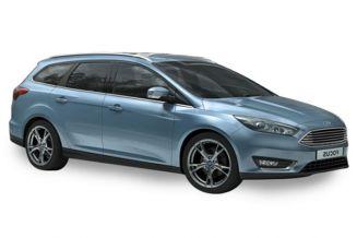 wynajem długoterminowy samochodów - Ford Focus Kombi