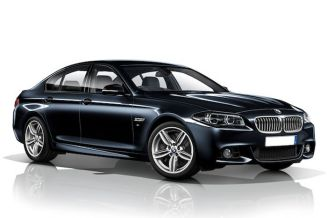 wynajem długoterminowy samochodów - BMW  520d
