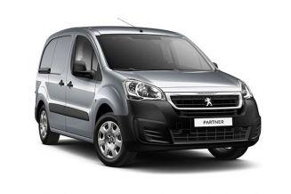 wynajem długoterminowy samochodów - Peugeot  Partner L2/3m3/3os(100KM)