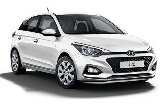 wypożyczalnia samochodów - Hyundai i20