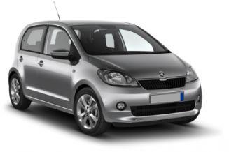 wypożyczalnia samochodów - Skoda Citigo
