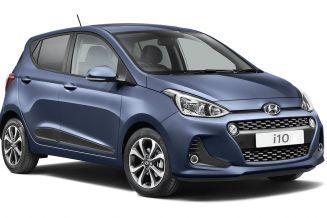 wypożyczalnia samochodów - Hyundai i10