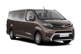 Toyota Proace Long -9os.