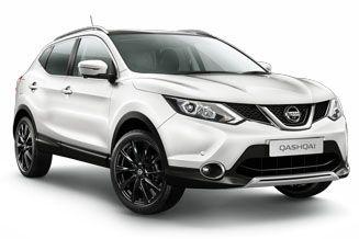 wypożyczalnia aut - Nissan Qashqai