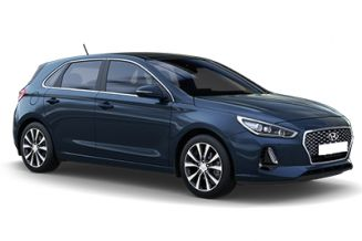 wypożyczalnia samochodów - Hyundai  i30