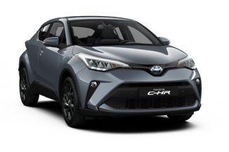 Toyota C-HR Automat
