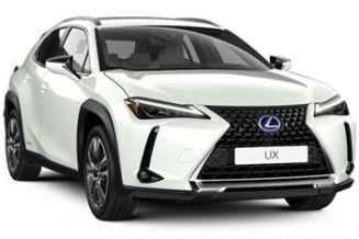 Lexus UX250h Automat