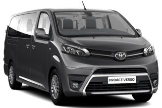 Toyota Proace Long -9os.