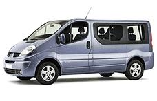 Renault Trafic Long - 9 os.