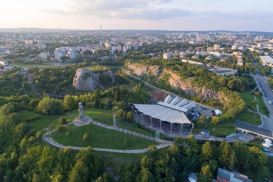 Co warto zobaczyć w Kielcach - Amfiteatr