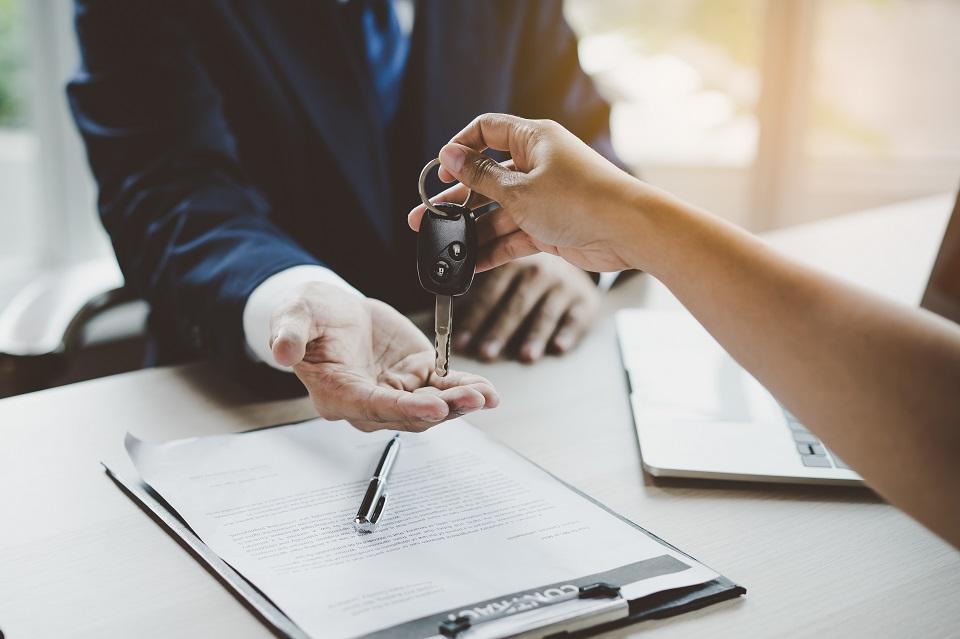 Dokumenty związane z wynajmem z wypożyczalni