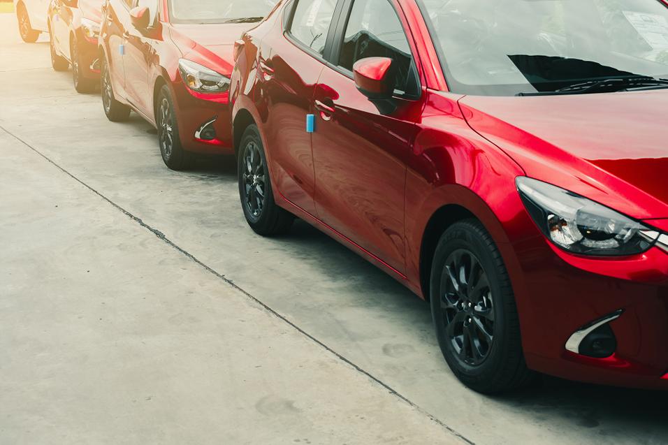 Mazda 6 samochód z segmentu klasy średniej D