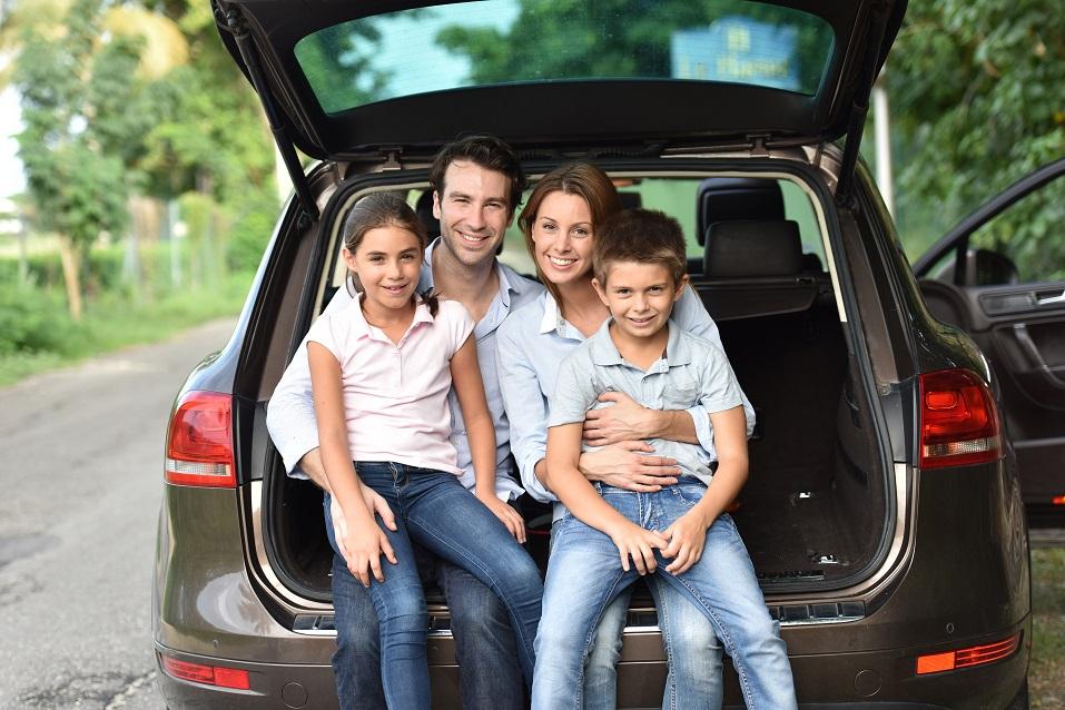 Rodzinny wyjazd turystyczny - jaki samochód